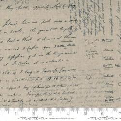 """Notes - 45"""" Mochi Linen - NATURAL"""