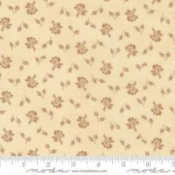 Prairie Bloom - BISCUIT/SADDLE