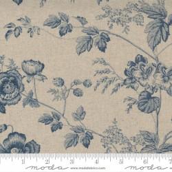 Garden Blooms - NATURAL/HARBOR