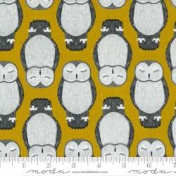 Sleeping Owls - GOLD