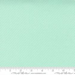 Scrumptious Stripe - AQUA