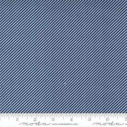 Scrumptious Stripe - NAVY