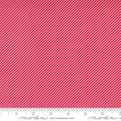 Scrumptious Stripe - RED