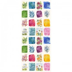 Flower Patches - MULTI
