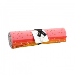 Hole Punch Dots Layer Cake