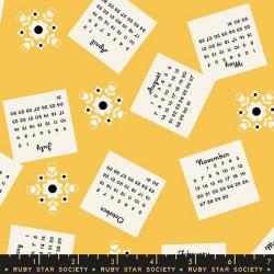 Calendar - BANANAS