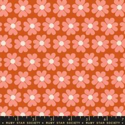 Heart Flowers - PECAN