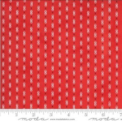 Papa's Pajamas - BARN RED