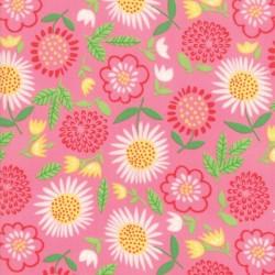 FRESH CUT FLOWERS - DK PINK
