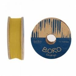 """Boro Twill Tape - (1.5""""x25yd Reel) - FLAX"""