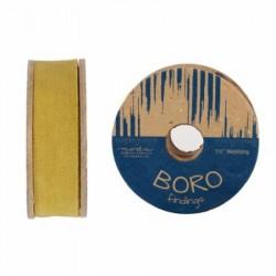 """Boro Twill Tape - (1.5""""x10yd Reel) -FLAX"""