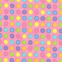 DOTS EVERYWHERE - PINK