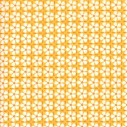 FLOWER GRID - ORANGE