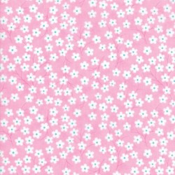 TINY FLOWERS - PINK