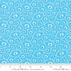 Double Dee Flowers - BLUE