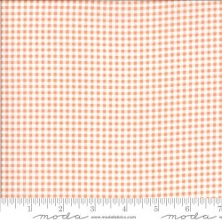 Gingham - CORAL