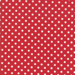 BERRY DOTS - RED