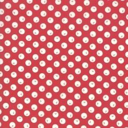 Snowball - CARDINAL RED