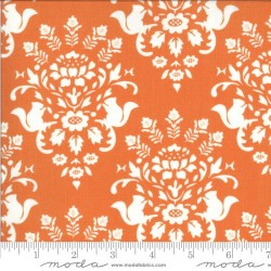 Squirrel Toile - PUMPKIN