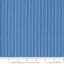 Snowberry Stripe - FRENCH BLUE