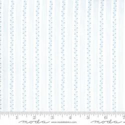 Snowberry Stripe - WINTER WHITE