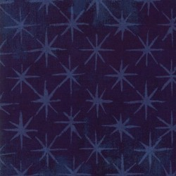 Grunge Seeing Stars - EGGPLANT