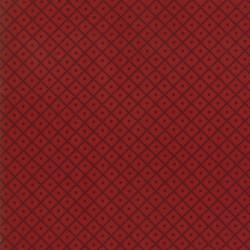 BOBBIN BOX - RED/BLACK