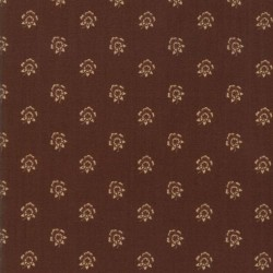 GARDEN BLOOMS - CHOCOLATE