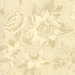 Floral Abundance - SWEET CREAM