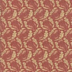 Fallen Leaves - TURKEY RED