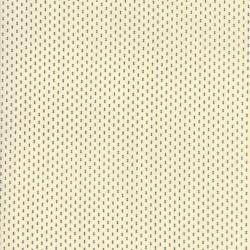 Petite Dot - CREAM/INDIGO
