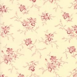 Blossom Time - CREAM/RED