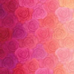 ROSES DIGITAL - REDS & PINKS