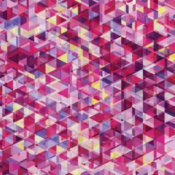 TRIANGULAR PRISM DIGITAL - PINK