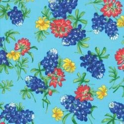 Bouquet of Wildflowers - AQUA