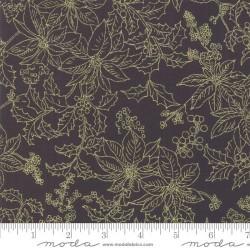 Poinsettia outlines - EBONY