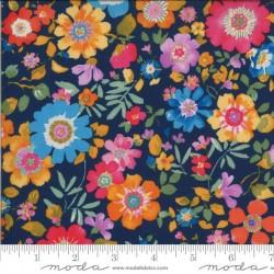 Flower Garden - NAVY