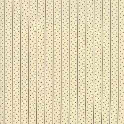 MEANDER DOTS - CREAM