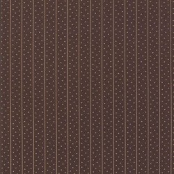 MEANDER DOTS - BROWN