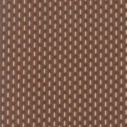Small Textured Stripe - BROWN