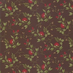 Holiday Bouquet - DARK BROWN