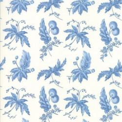 BALLYBOKEY - OFF WHITE/BLUE