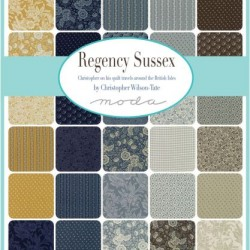 REGENCY SUSSEX CHARM PACK