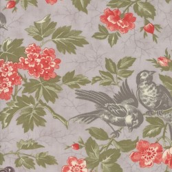 BIRD TOILE - FEATHER