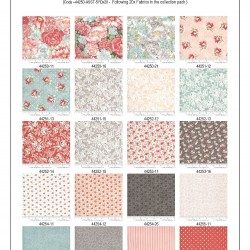 Collection Pack- Sanctuary by 3 Sisters (20x5yd)