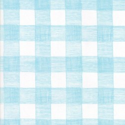 GINGHAM - CLOUD/SKY