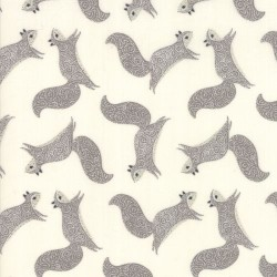 SQUIRRELS - CREAM/GREY
