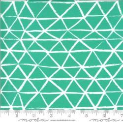 Rustic Triangle -PEACOCK