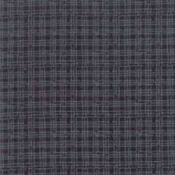 STEM PLAID - CHARCOAL