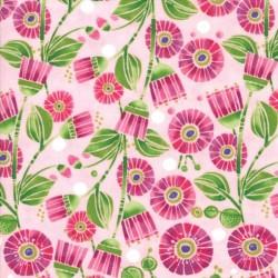ASTER FLOWERS - PRIMROSE